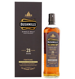 Bushmills 21 Years Old Malt Whisky 700ml Gift box