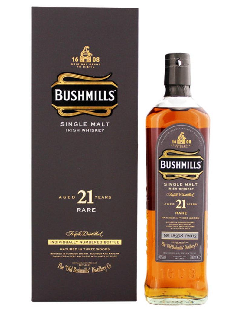 Bushmills Bushmills 21 Years Old Malt Whisky 700ml Gift box