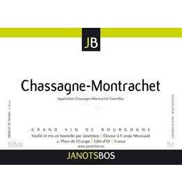 JanotsBos 2012 Chassagne Montrachet Janotsbos 75cl