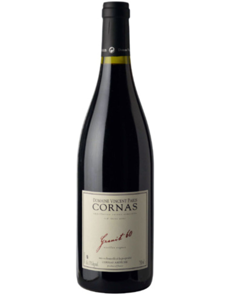 2015 Vincent Paris Cornas Granit 60 Syrah