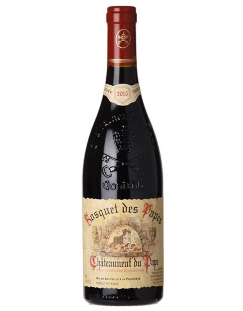 2015 Bosquet des Papes Tradition Grenache Blend Magnum