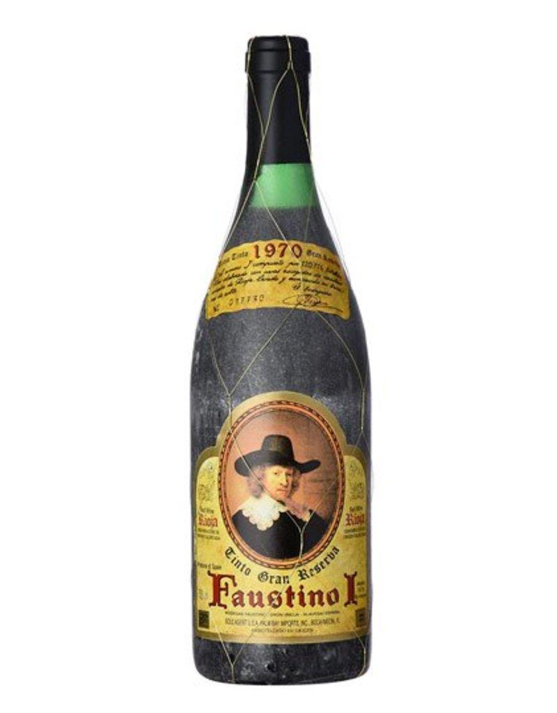 Faustino 1970 Faustino I Gran Reserva Rioja