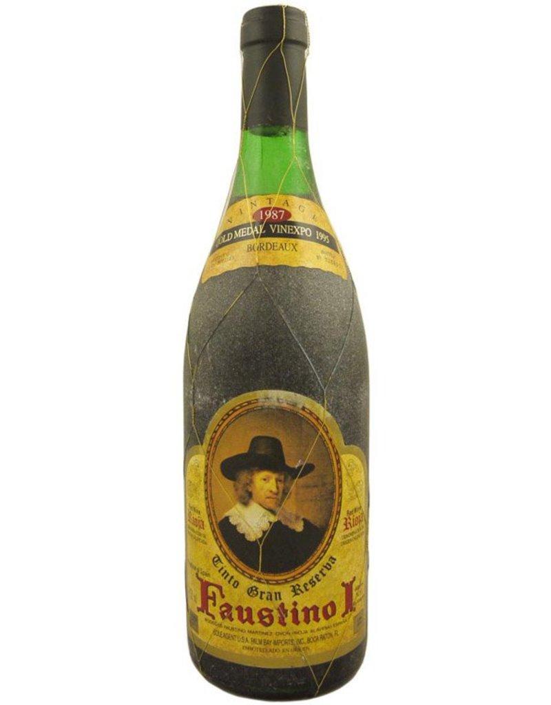 Faustino 1987 Faustino I Gran Reserva Rioja
