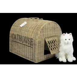 Overzetkooi Cat House