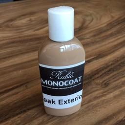 Rubio Monocoat Teak exterior wood protector 100 ml
