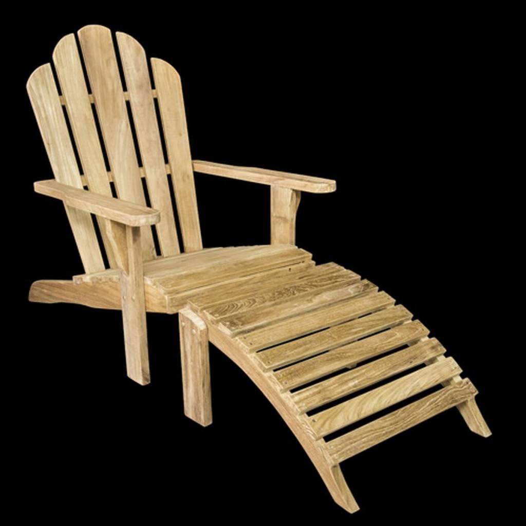Adirondack stoel maken for Relax stoel