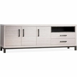 Lamulux Next Sideboard 3 doors, 2 drawers, 1 open compartment