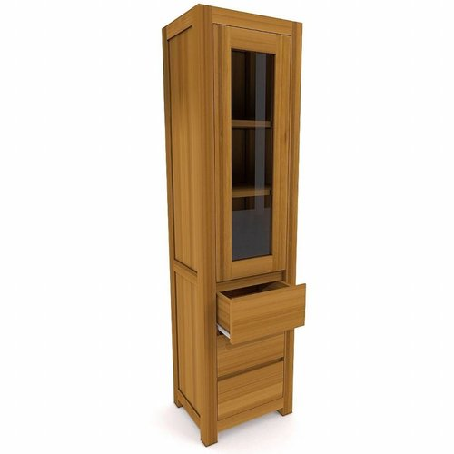 Kolomkast CELEBES 1 deur, 2 laden