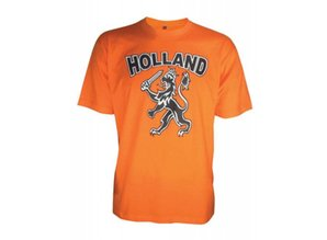 Funny Holland collectie 2017 │ Goedkope oranje Holland T-shirts kopen?