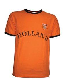 Funny Holland collectie 2018 │ Goedkope oranje Holland gewassen Retro T-shirts kopen!