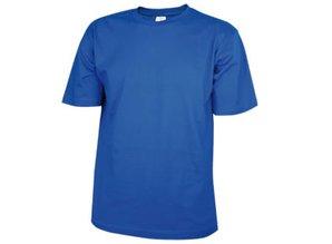♣ 100% katoenen goedkope donkerblauwe T-shirts kopen? 100% katoenen donkerblauwe T-shirts in diverse volwassen maten en kindermaten!