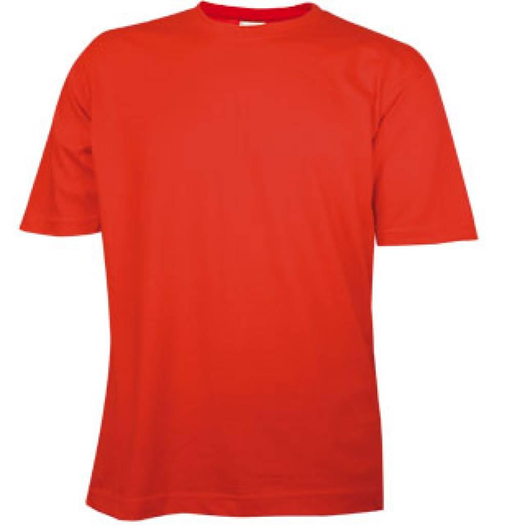 de goedkoopste t shirts in de kleur rood kunt u bij ons. Black Bedroom Furniture Sets. Home Design Ideas