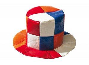 Funny Holland collectie 2018 │ Goedkope grote Holland oranje bob hoeden in de kleuren rood, wit, blauw en oranje kopen?