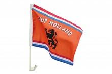 Funny Holland collectie 2017 │ Goedkope oranje Holland autoraam vlaggen kopen?