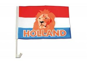 Funny Holland collectie 2018 │ Hier kunt u goedkope Holland autoraam vlaggetjes kopen!