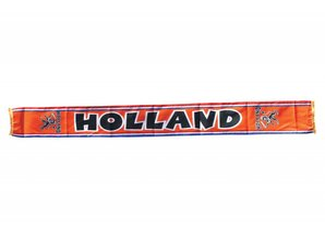Funny Holland collectie 2018 │ Goedkope oranje sjaals met de tekst HOLLAND kopen? Bij ons kunt u goedkope oranje Holland sjaals met de tekst HOLLAND kopn en direct online bestellen!