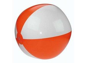 Funny Holland collectie 2017 │ Goedkope opblaasbare oranje-witte strandballen kopen? Bij ons kunt u goedkope oranje-witte strandballen kopen!