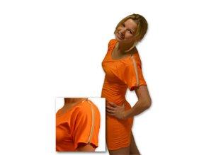 Funny Holland collectie 2018 │ Goedkope sexy oranje Holland Jurkjes (T-shirts) kopen? Oranje sexy jurkjes in onze nationale kleur oranje kopen?