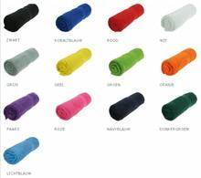 ♣ Badstof handdoeken (100% katoen/badstof, afmeting 50 x 100 cm)