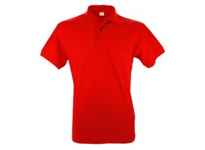 ♣ Goedkope 100% katoenen heren Poloshirts (polo pique)