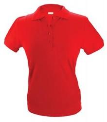 ♣ De goedkoopste rode dames Poloshirts kopen en bestellen?