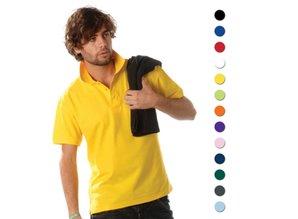 ♣ Bij ons kunt u de goedkoopste gele heren Poloshirts kopen!