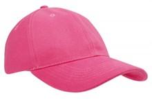 ♣ Baseballcaps in de kleur roze (voor volwassenen)