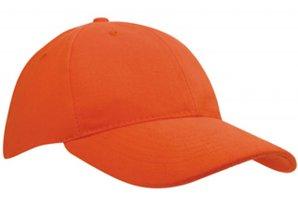 Goedkope oranje Baseballcaps voor volwassenen kopen? Bij ons kunt u goedkope oranje Baseballcaps kopen! Zeer mooie kwaliteit, netjes afgewerkt! De Baseballcaps zijn leverbaar in maar liefst 20 verschillende kleuren. Zeer mooie kwaliteit, netjes afgewerkt!