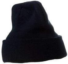 ♣ Goedkope zwarte gebreide mutsen (supermooie kwaliteit, rekbaar)