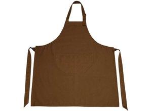 ♣ Goedkope witte Keukenschorten kopen? Witte professionele keukenschorten (met verstelbare hals en opbergvakje)