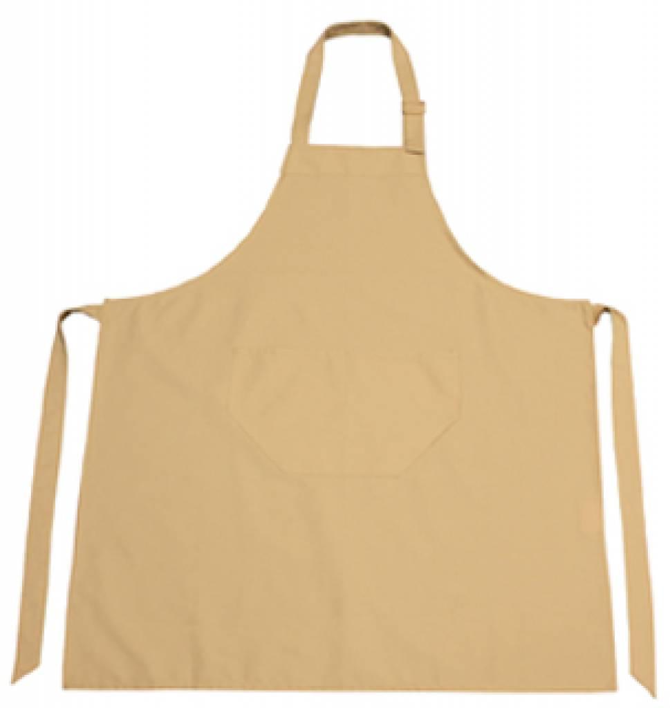 Goedkope witte Keukenschorten kopen? Witte professionele keukenschorten (met verstelbare hals en