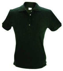 ♣ De goedkoopste zwarte dames Poloshirts