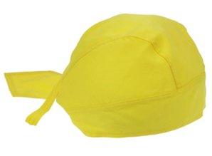 ♣ Hier kunt u goedkope gele bandanacaps kopen!