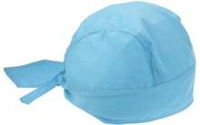 ♣ Goedkope bandana's in de kleur lichtblauw (geschikt voor kinderen en volwassenen)