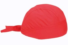 ♣ Bandana's in de kleur rood (geschikt voor kinderen en volwassenen)