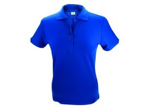 ♣ Hier kunt u goedkope lichtblauwe dames Poloshirts kopen!