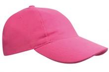♣ Baseballcaps voor kinderen in de kleur roze