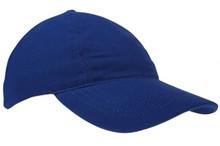 ♣ Baseballcaps voor kinderen in de kleur kobaltblauw