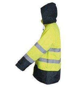 ♣ Goedkope reflecterende warme veiligheids jacks