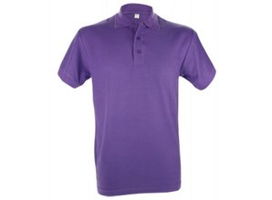 ♣ Donkerblauwe heren Poloshirts (polo pique) S t/m 4XL