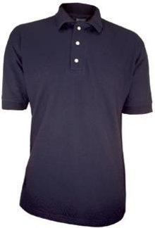 ♣ De goedkoopste donkerblauwe heren Poloshirts (polo pique)