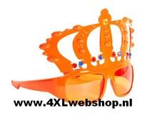 Funny Holland collectie 2017 │ De goedkoopste oranje Koningsbrillen met kroon kopen?