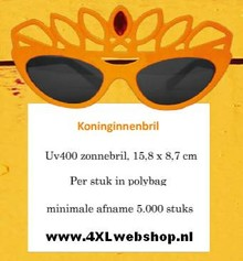 Funny Holland collectie 2018 │ De goedkoopste oranje Koninginnenbrillen met kroon kopen?