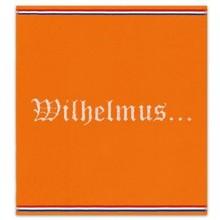 Funny Holland collectie 2017 │ De goedkoopste oranje badstof keukendoeken met tekst Wilhelmus kopen?