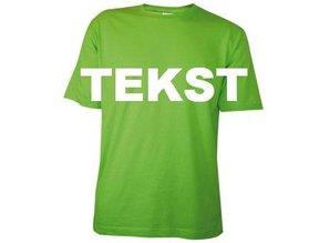 ♣ Goedkope katoenen T-shirts in de kleur lichtgroen kopen?