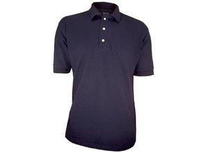 ♣ Heren poloshirts in de kleur kobaltblauw (100% katoen)