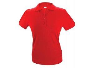 ♣ Hier kunt u goedkope donkergrijze dames polo pique Poloshirts kopen!