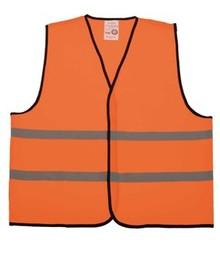 ♣ Veiligheidshesjes voor kinderen met reflecterende strepen (voor kinderen van 9 t/m 12 jaar)