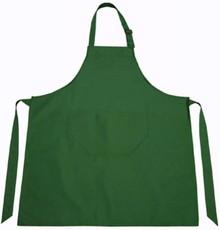 ♣ Professionele keukenschorten in de kleur donkergroen
