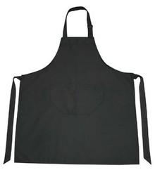 ♣ Professionele keukenschorten in de kleur donkergrijs (kleurecht)